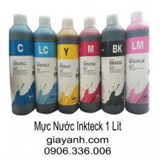 Mực nước inktec 1 Lít