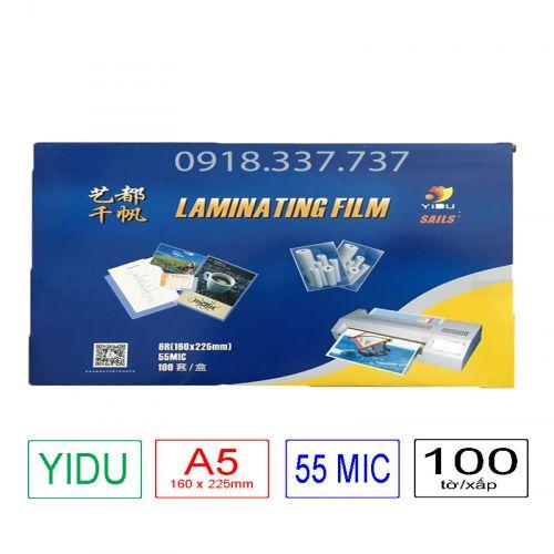 Nhựa ép plastic A5 - 55mic